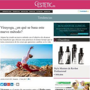 Entrevista para la revista Estetic