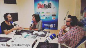 """Entrevista en """"A la última"""" con Lydia Bermejo"""