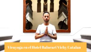 Presentación virayoga en Vichi Catalán