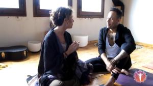 Entrevista Arjuna Canal yoga TV